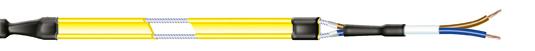 RP – RP/T – RP/I – výhrevné pásky s PVC izoláciou