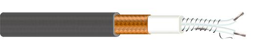 FTX – vykurovací kábel s konštantným výkonom pre inštaláciu do potrubia