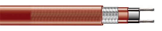 FSX – samoregulačné vykurovacie káble pre vysoké teploty pre priemyselné odvetvie