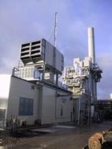 CHP Plant at Michelin, Stoke on Trent, Anglie a Blackburn Mill CHP, Blackburn, Anglicko